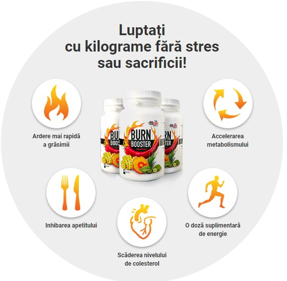 metabolismul boosters pentru pierderea în greutate)